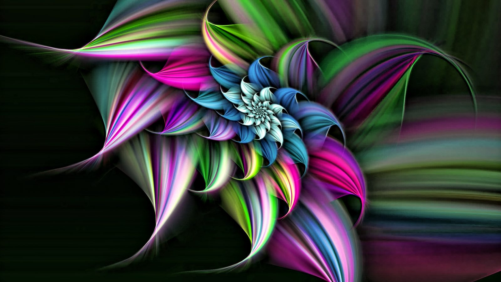 Flor 3d im genes y fotos - 3g wallpaper hd ...